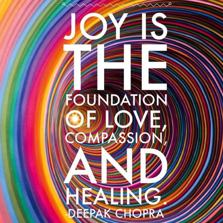 RT @SagesScientists: Our daily inspiration! #Joy #Compassion #Love #Healing http://t.co/6yuAmiw7RI