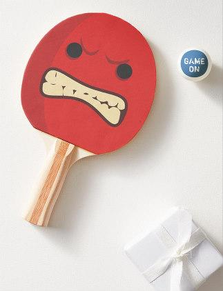 How great would it be to #play Ping Pong with this awesome #pingpong paddle?  #cool #GameOn