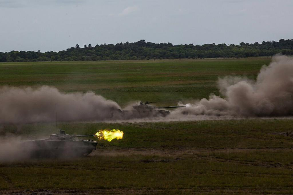 Operaciones Militares de la FANBV CDZfu8ZWgAAFMix