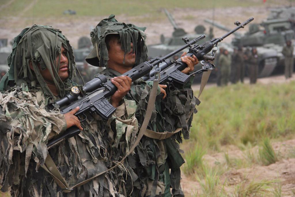 Operaciones Militares de la FANBV CDZkfrZWEAA7t0i