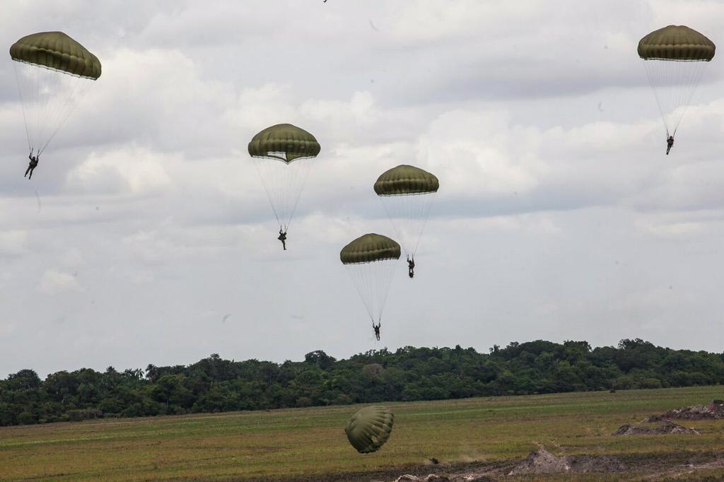Operaciones Militares de la FANBV CDZkfrlWEAASb9a