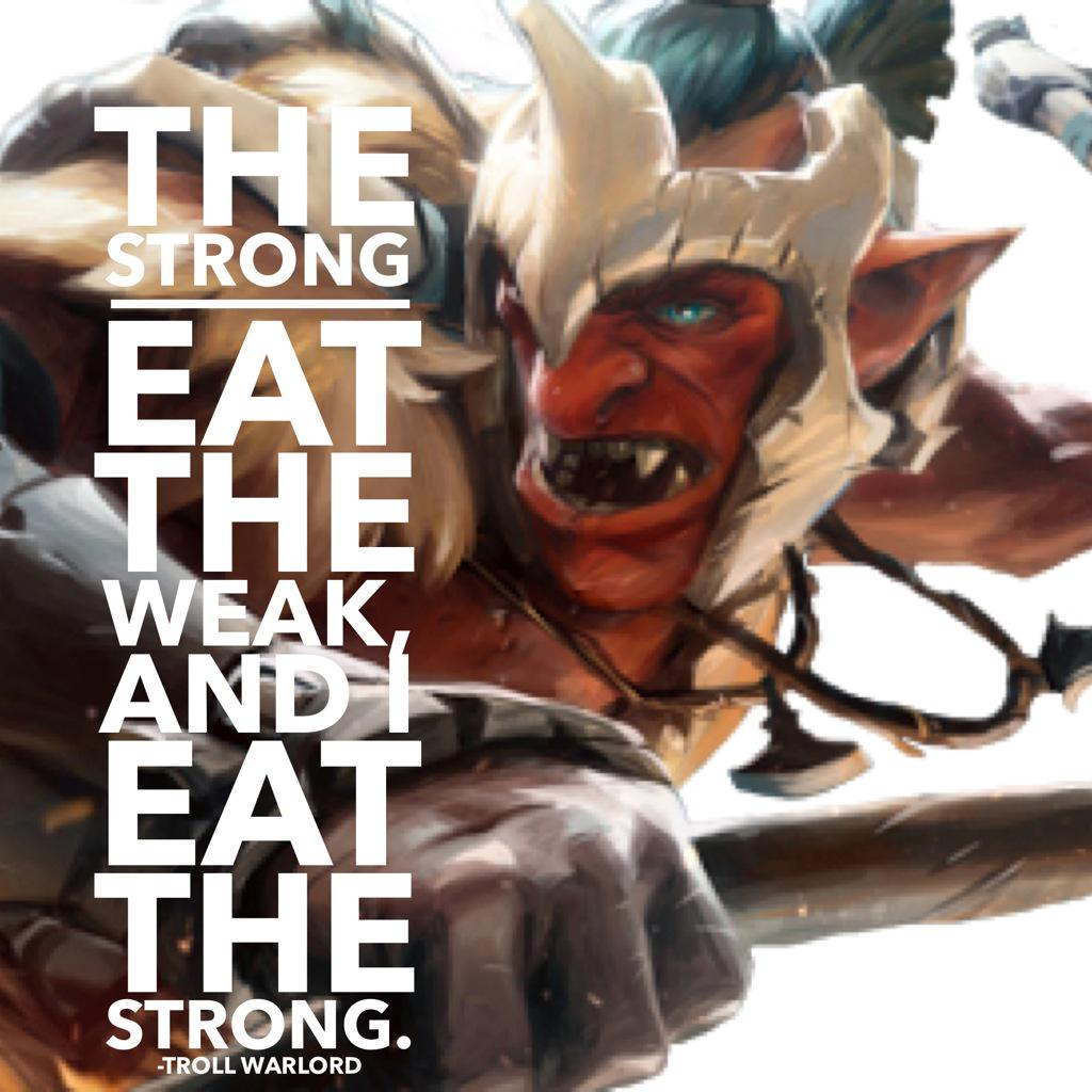dota 2 quotes on twitter troll warlord dotaquote http t co