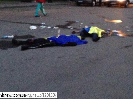 Возле Красногоровки Донецкой области водитель ВСУ на грузовике убил велосипедиста, - пресс-центр АТО - Цензор.НЕТ 950