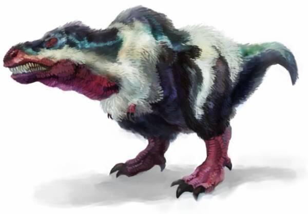 最新のティラノサウルス(確定) http://t.co/33TMb9QX51