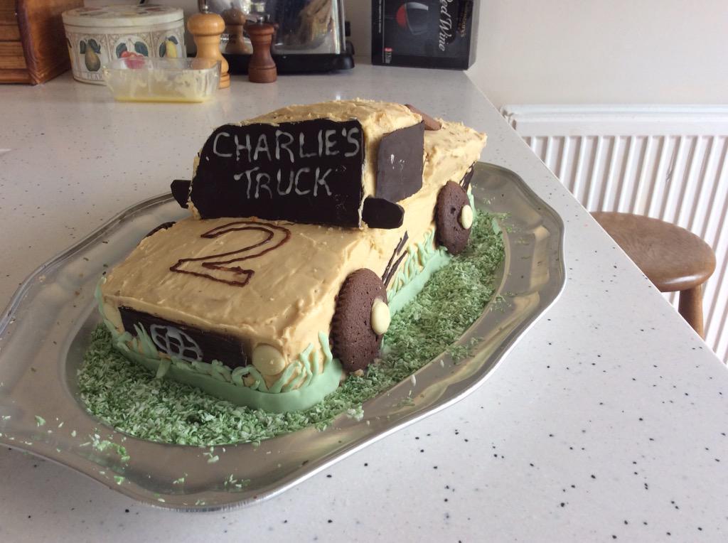 Toyotauk On Twitter Izcmarketing Happy Birthday Your Hilux Cake Looks Very Yummy Thanks For Sharing With Us Ks
