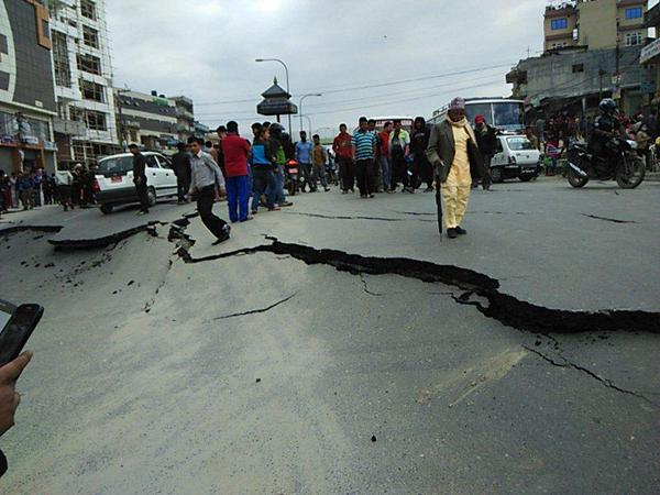 #photo #Nepal #earthquake  http://t.co/NEqaz55raJ