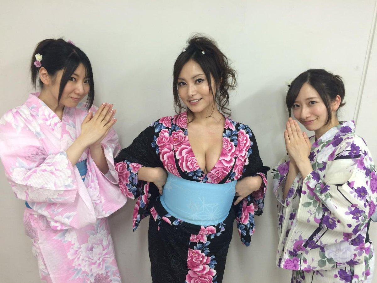 """たかはし智秋 در توییتر """"原田ひとみちゃん、荒川美穂ちゃんも、GF(仮 ..."""