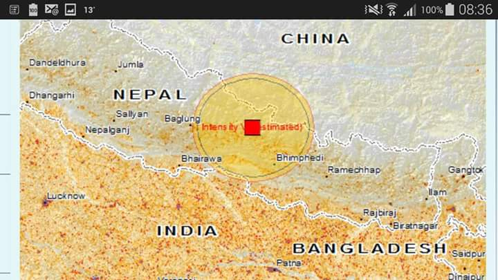 Ultime Notizie. Tremenda scossa di Terremoto in Nepal oggi 25 aprile, foto e ultime notizie aggiornate del sisma M7,9