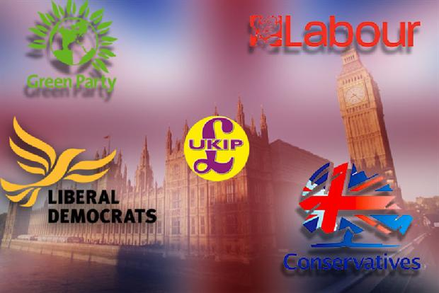 Manifestos for marketers: Tory, Labour, Lib Dem, Green & UKIP promises to brands http://t.co/vQVjXe9Shq @MarketingUK http://t.co/qEYO0FY91v