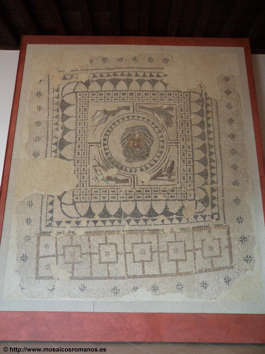 Mosaicos romanos mosaicosromanos twitter for Mosaico romano