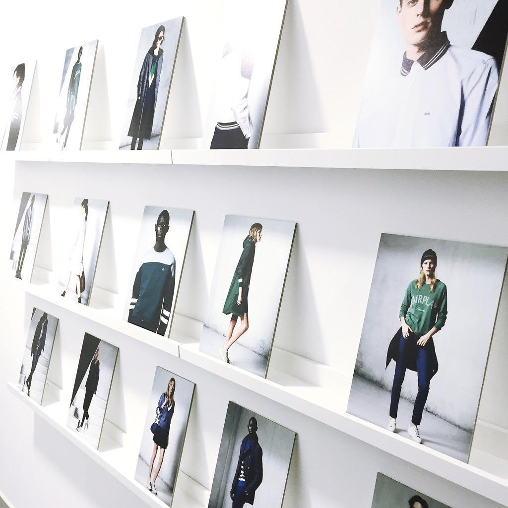 RT @OlieteWorldBlog: @LACOSTE @Lacoste_es #showroom http://t.co/qgo0dv3MEO