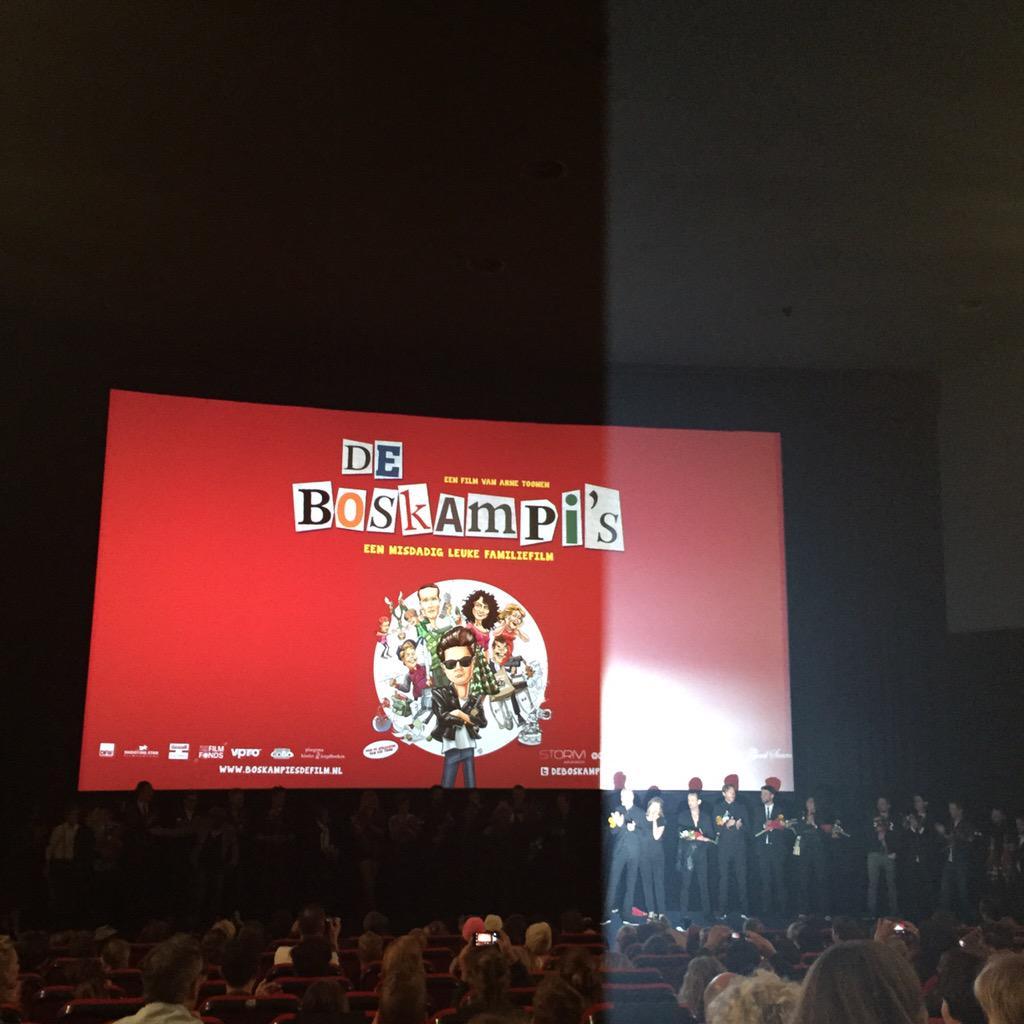 Één van de leukste nederlandse films ooit gemaakt! Gaat dat zien! ❤️ arne we love u ✌️@Hazazah @shootingstar_nl http://t.co/qefNiRsHL2