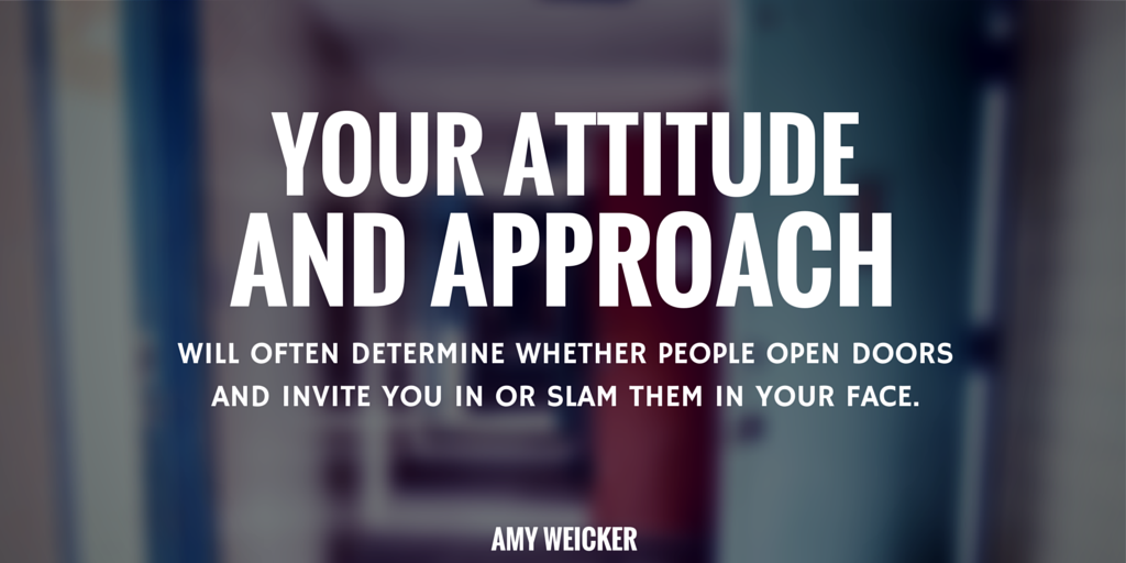 Your approach often determines your results. Be sincere, be authentic, be humble, and be helpful. #startup http://t.co/bigsCGzz2i