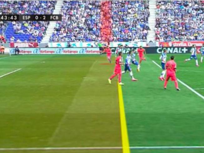 Примера. Эспаньол - Барселона 0:2. В память о Виланове - изображение 4