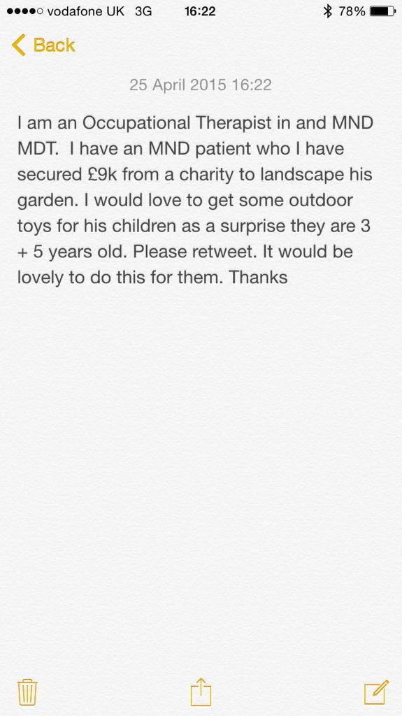RT @otbarbs: @DIYSOS @MrNickKnowles please read and help or retweet. It'd be great to get some help with this. http://t.co/IPQ3BFNevo