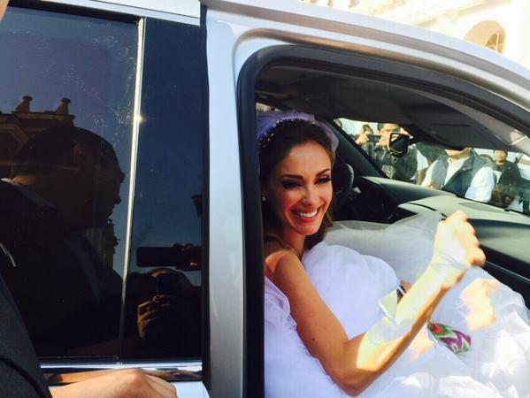 Anahi boda