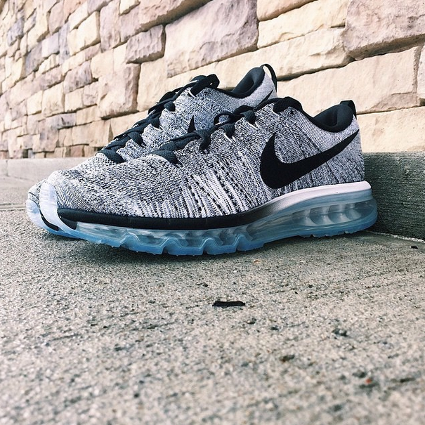 Flyknit Air Max Oreo On Feet endeavouryachtservices.co.uk