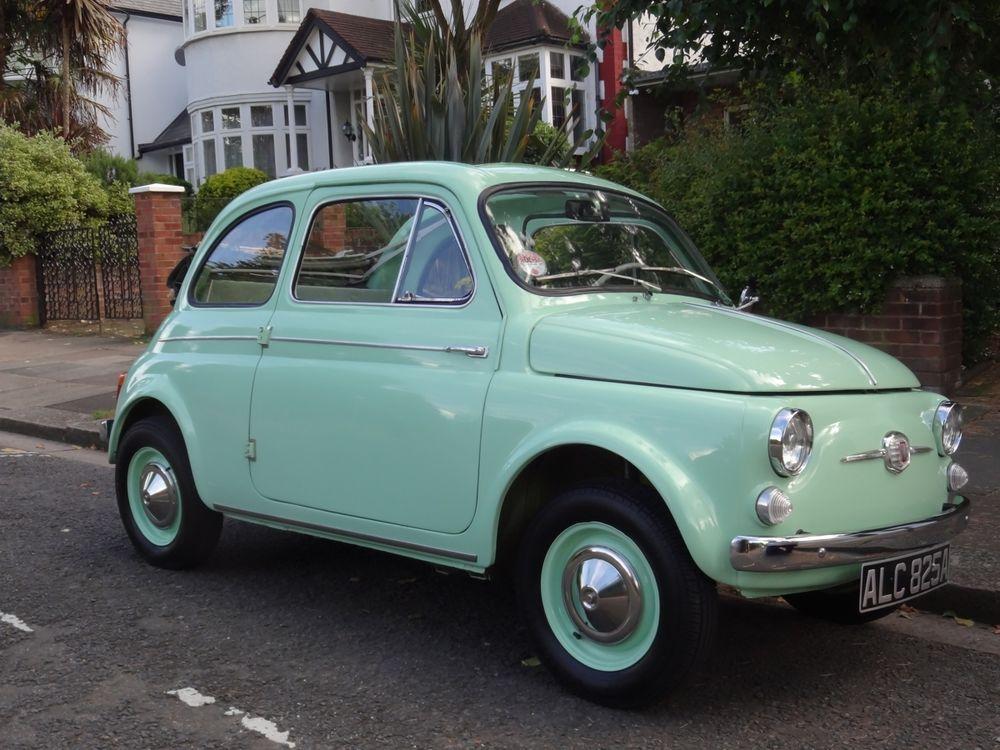 1963 Fiat 500 | Classic Driver Market