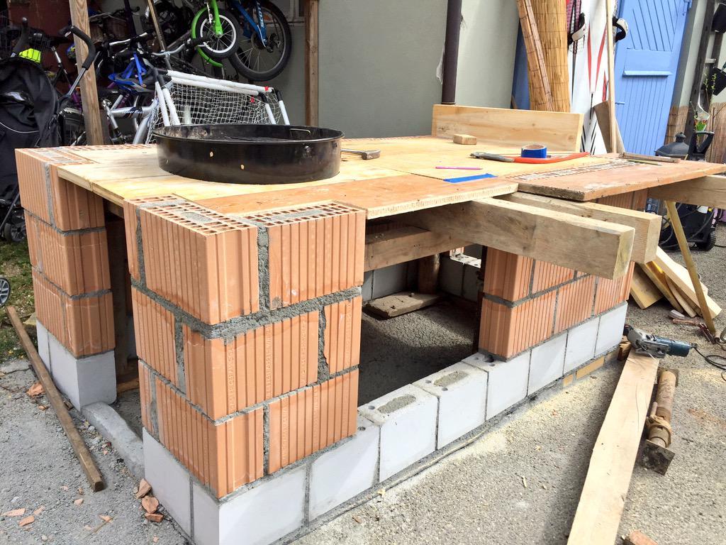 michael schranz on twitter mein pizzaofen grill. Black Bedroom Furniture Sets. Home Design Ideas
