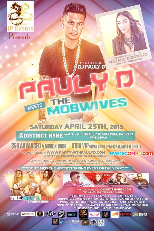 RT @MikeyPDaCav: PHILLLY!!!! My boy @DJPaulyD is spinning tonight at @District_N9NE ! Who's ready to party?!? http://t.co/doddkL6L2V