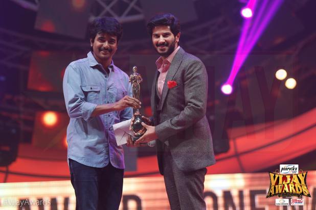 Sivakarthikeyan's criticism Vijay awards