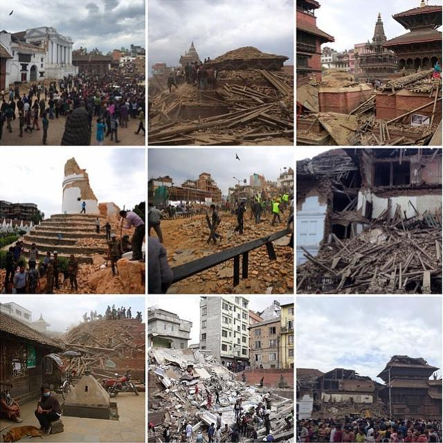 #PrayforNepal. Repost this to spread awareness of the devastation the earthquake in Nepal has caused. Go to @prabal… http://t.co/dBFafAqOVr