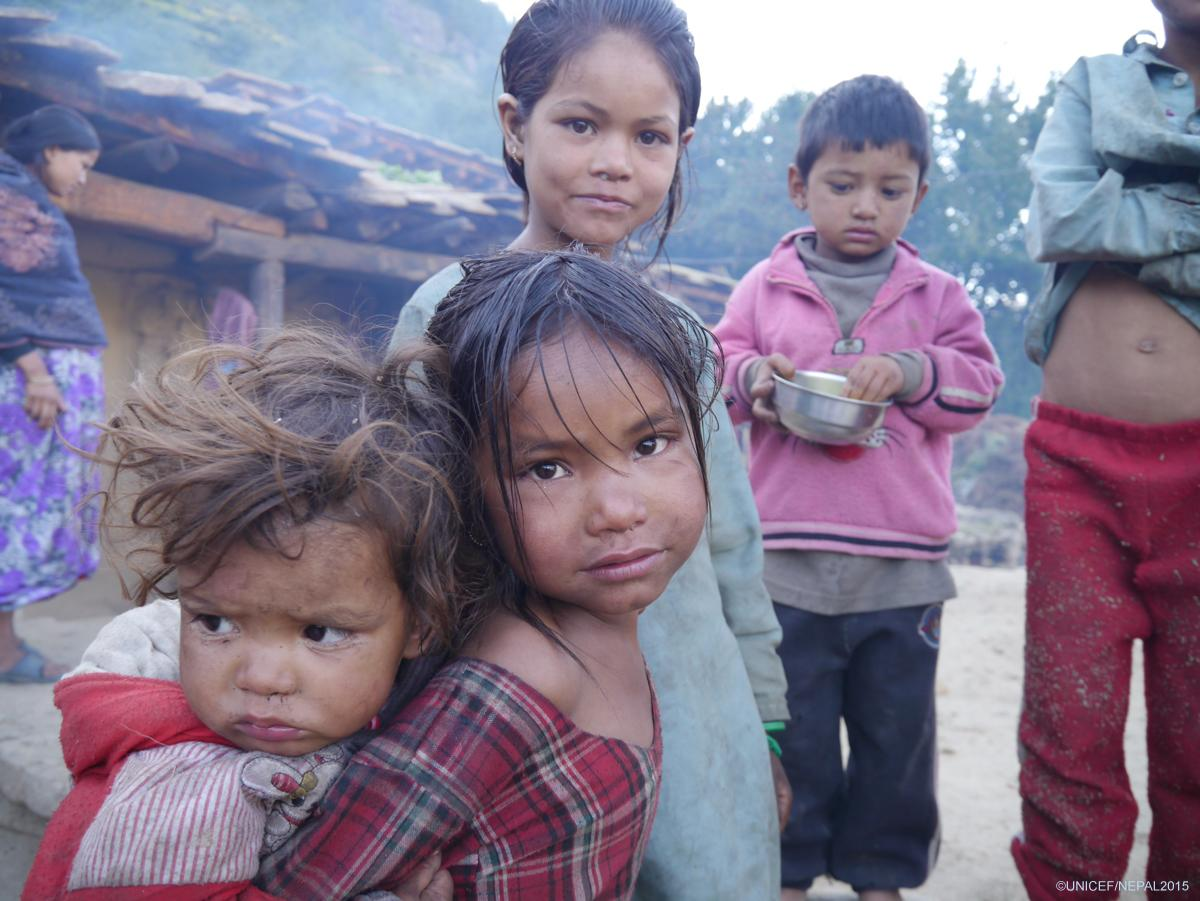 Terremoto Nepal, Unicef preoccupata per i bambini dopo il sisma