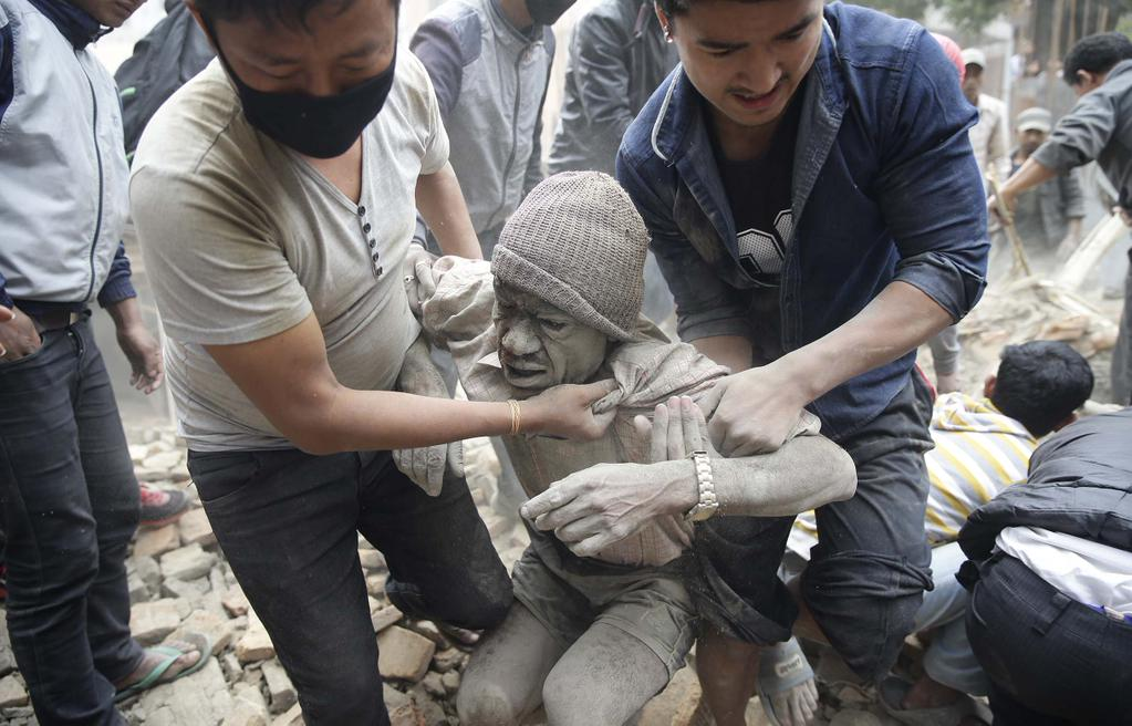 Nepal Earthquake: How You Can Help the Victims