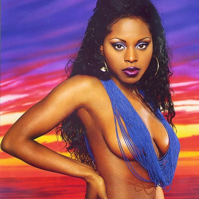 Rapper foxy brown naked 4