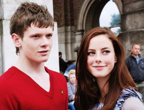 "Skins Generation 2 on Twitter: ""Jack O'Connell and Kaya ..."