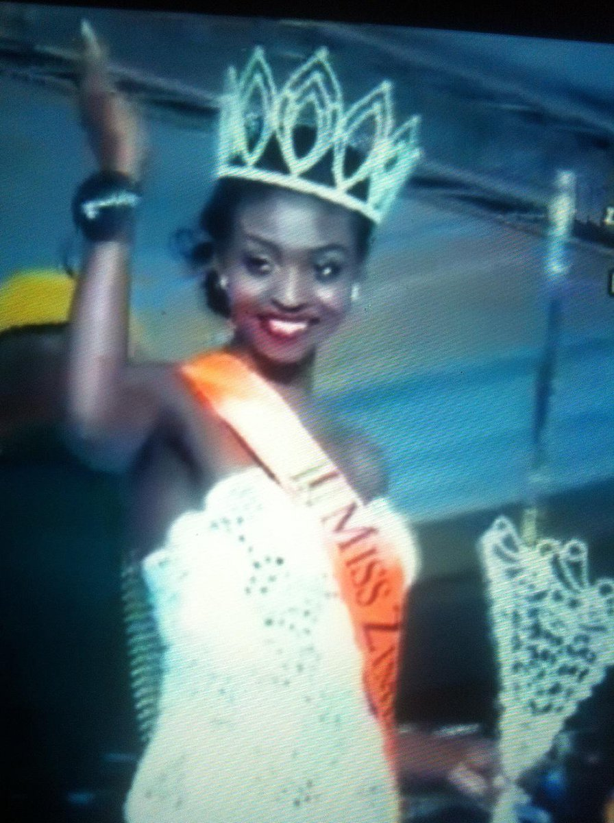 Miss Zimbabwe dethroned over nude pictures   Lusaka Voice