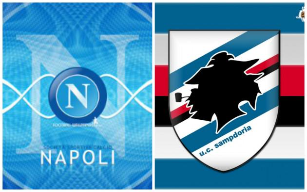 NAPOLI-SAMPDORIA diretta streaming su RojaDirecta