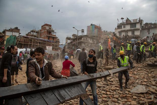 We are responding to those affected by the #NepalEarthquake. Here's how you can help: http://t.co/UxMvlQzRg0 http://t.co/DrpUzcuW2f