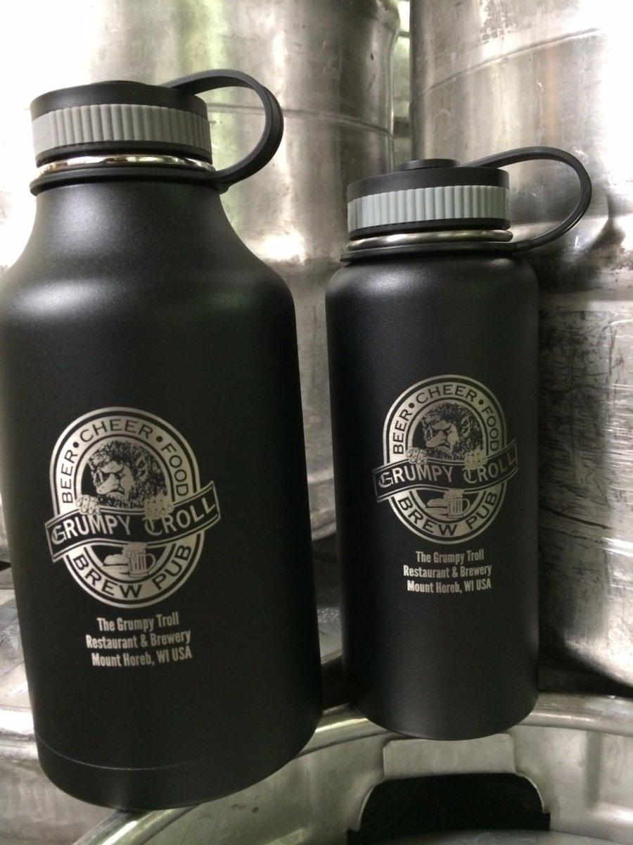 Grumpy Troll Brewpub On Twitter 32oz Insulated Hydro Flask