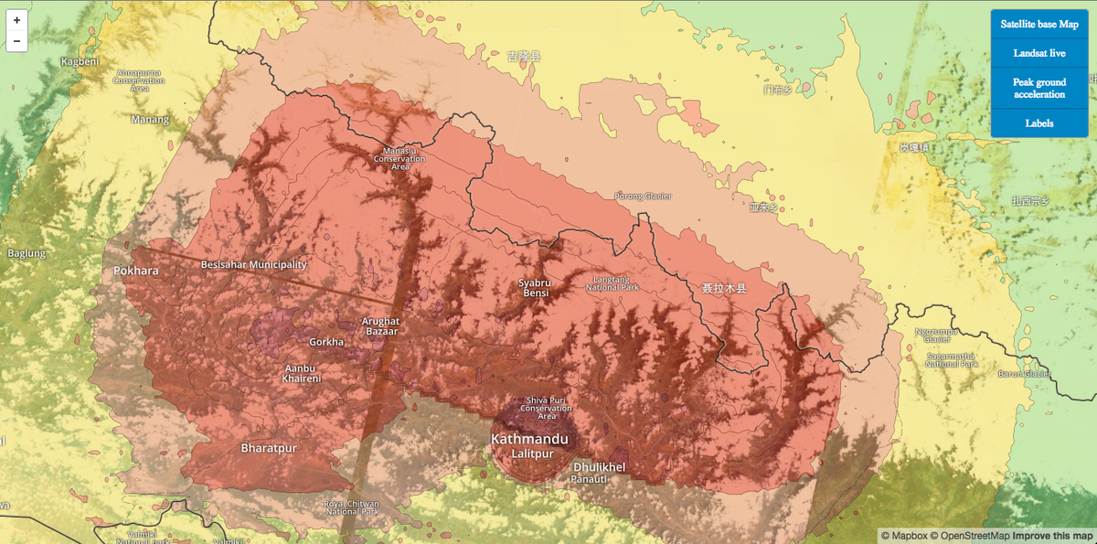 Start mapping to help the earthquake response in Nepal. @hotosm is amazing:  https://t.co/6FUfNEU4Km by @geohacker http://t.co/Bq5a37K9VS