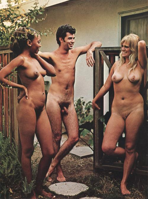 Lifestyle nudist sex fun