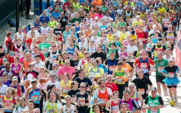 RT @Telegraph: London Marathon 2015: live http://t.co/mEO2ygsxhU http://t.co/cyYY0ijiGB