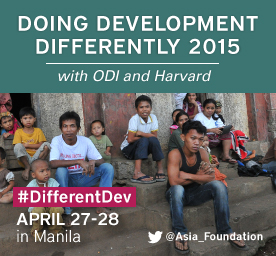 Read: ahead of the #DifferentDev workshop How Donors & Leaders Can Foster Institutional Change http://t.co/uTrNPiMEwc http://t.co/8PAPO7RtXj