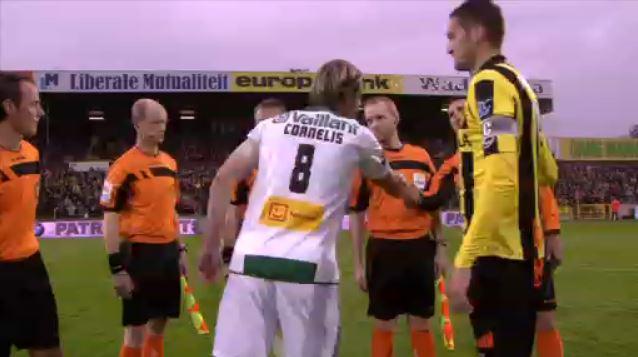 Mojsov returned to captain his side