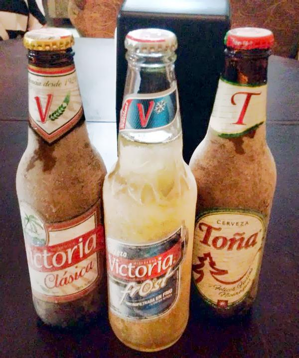 una cerveza ex novia
