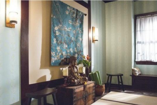 Net5 on twitter van welk net5 personage is deze zen kamer waar hij of zij haar yoga en - Zen kamer ...