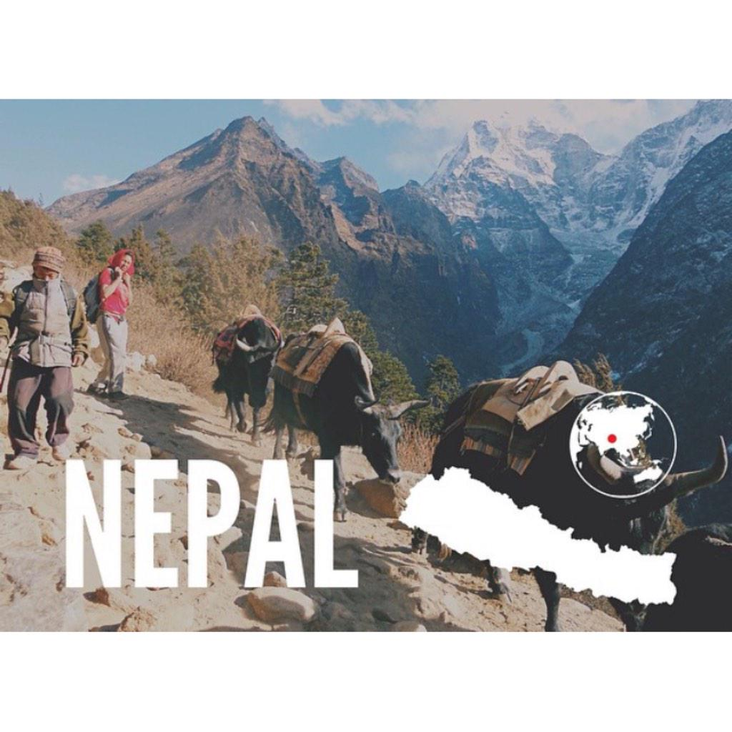 Praying for devastating in Nepal. We can help them rebuild and get the care they need! Give through @convoyofhope http://t.co/kA9yRODZU7