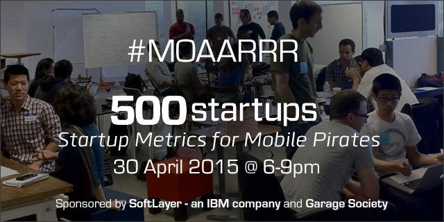 THIS THURSDAY: Startup Metrics for Mobile Pirates free workshop with @500Startups Edith Yeung http://t.co/oeSuFPMaNA http://t.co/ZBfaF9ocWj