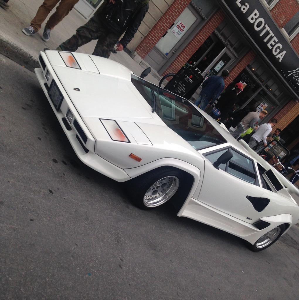 Bryden Mcdonald On Twitter Saw This Beautiful Lamborghini Countach