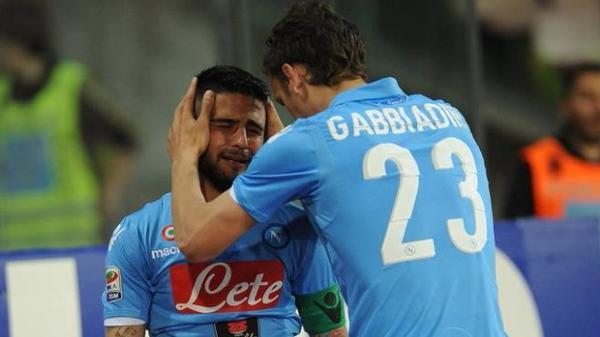 Serie A risultati 32a: tra i tre litiganti gode il Napoli e Insigne piange