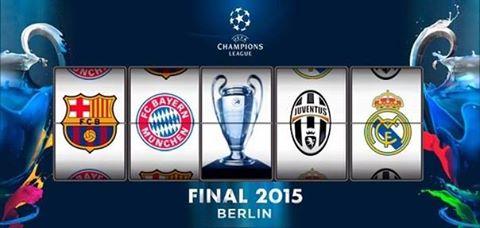 Juventus-Real Madrid Streaming per la finale di Berlino