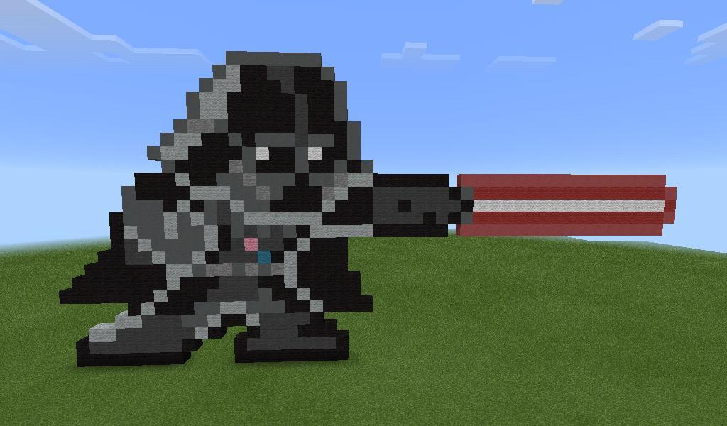 Juan Pablo Ramos On Twitter New Pixelart Minecraft