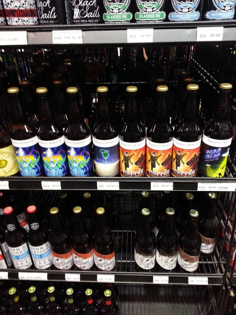 Lookie see what i found on the way back from a little neighborhood walk. Stocking up the fridge @FugglesWarlock.
