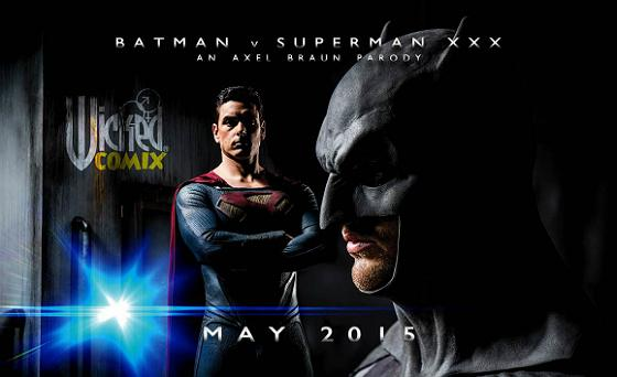 .@BatmanvSuperman: Dawn of Justice (The Porn Version) Debuts Posters  http://t.co/fT7fvwXwq7 http://t.co/PxOxpoUg3A