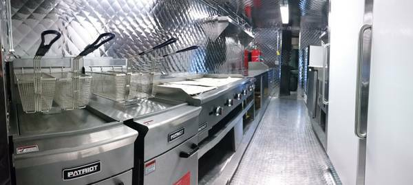 We are building amazing food trucks!  You get all this for only $57K Including the truck!  http://t.co/6YIX7wLvcg http://t.co/aDO5B1cGIX